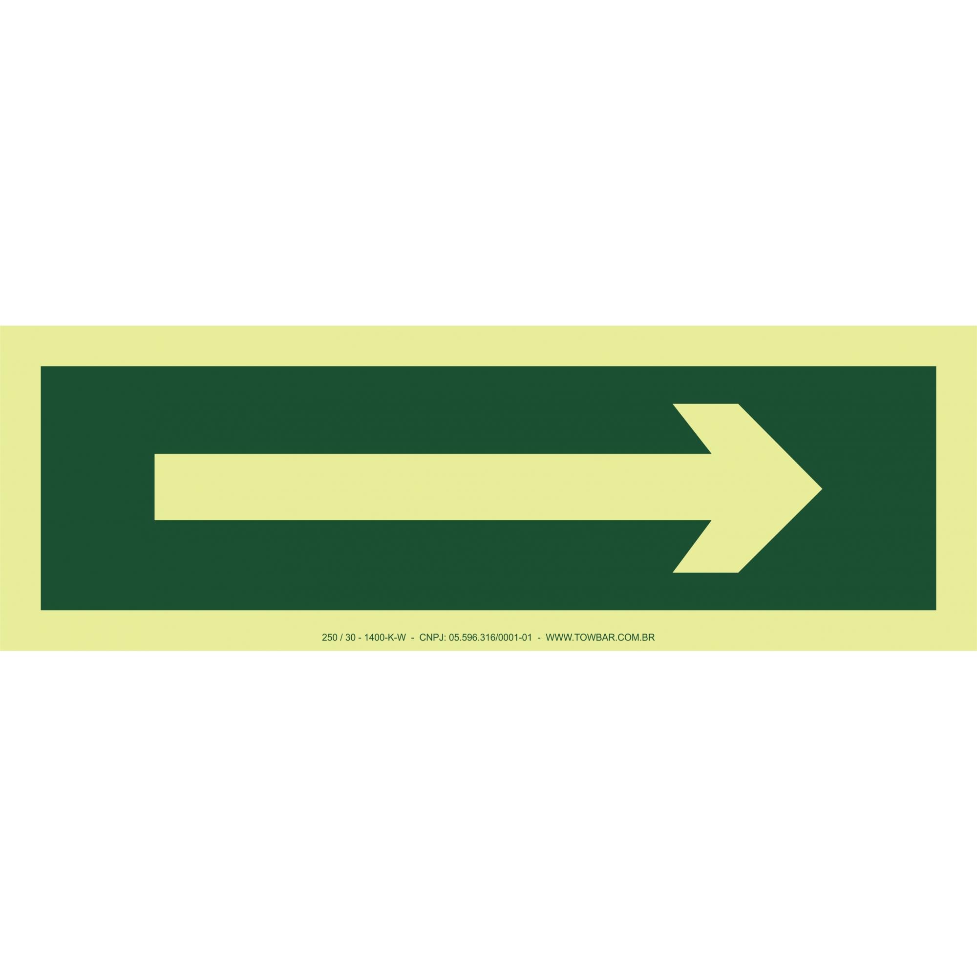 Arrow Right  - Towbar Sinalização de Segurança