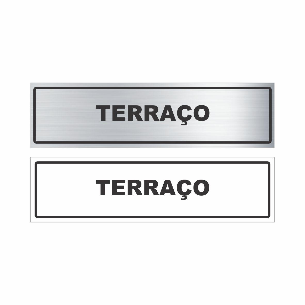 Terraço  - Towbar Sinalização de Segurança