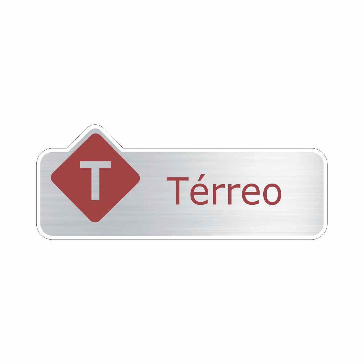 Térreo  - Towbar Sinalização de Segurança