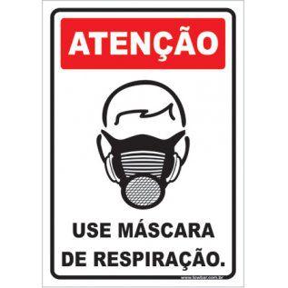 Use Máscara de Respiração.  - Towbar Sinalização de Segurança