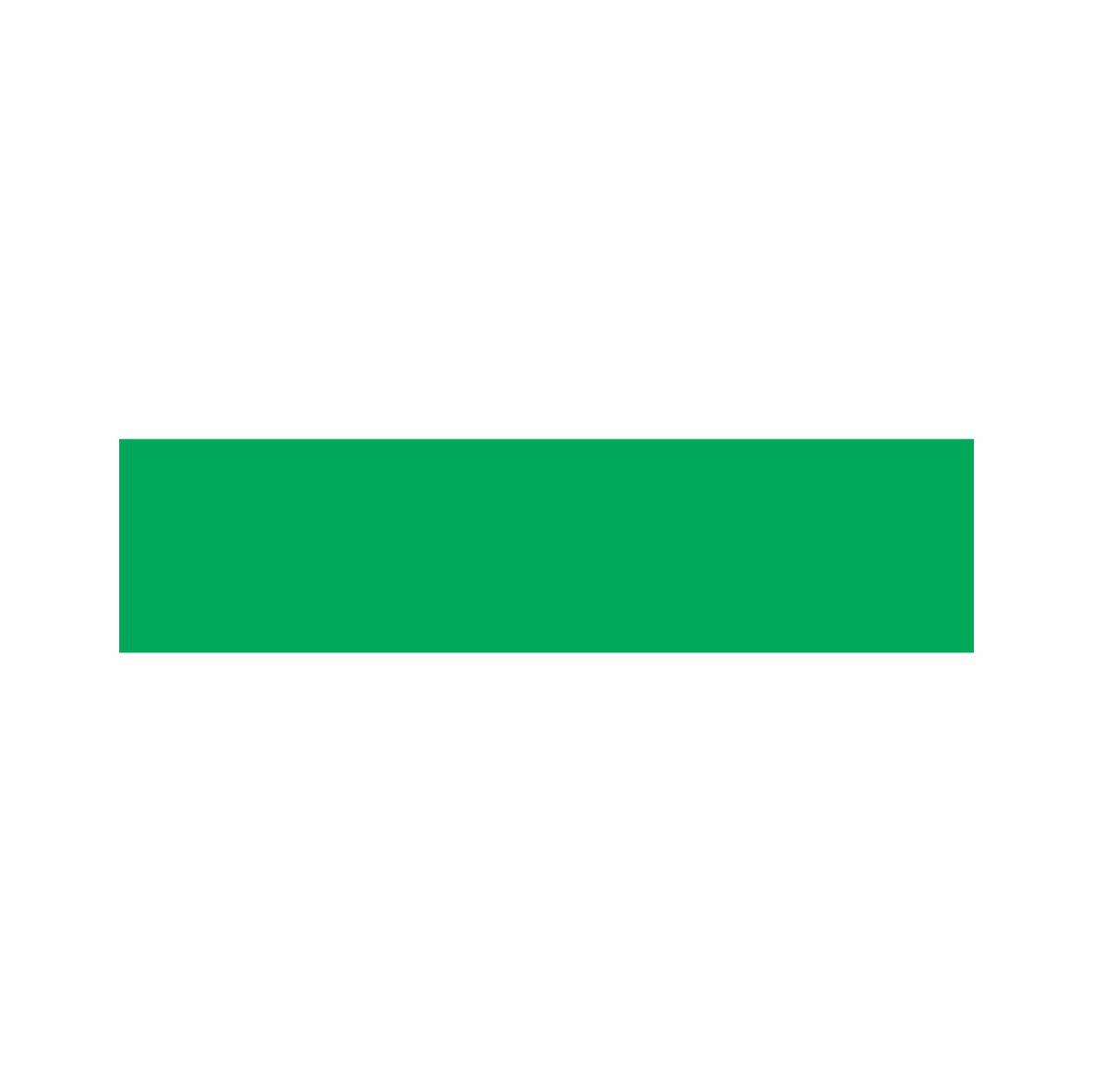 Verde  - Towbar Sinalização de Segurança