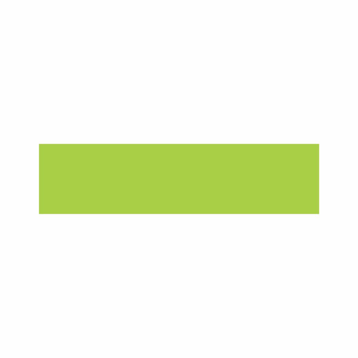 Verde claro  - Towbar Sinalização de Segurança
