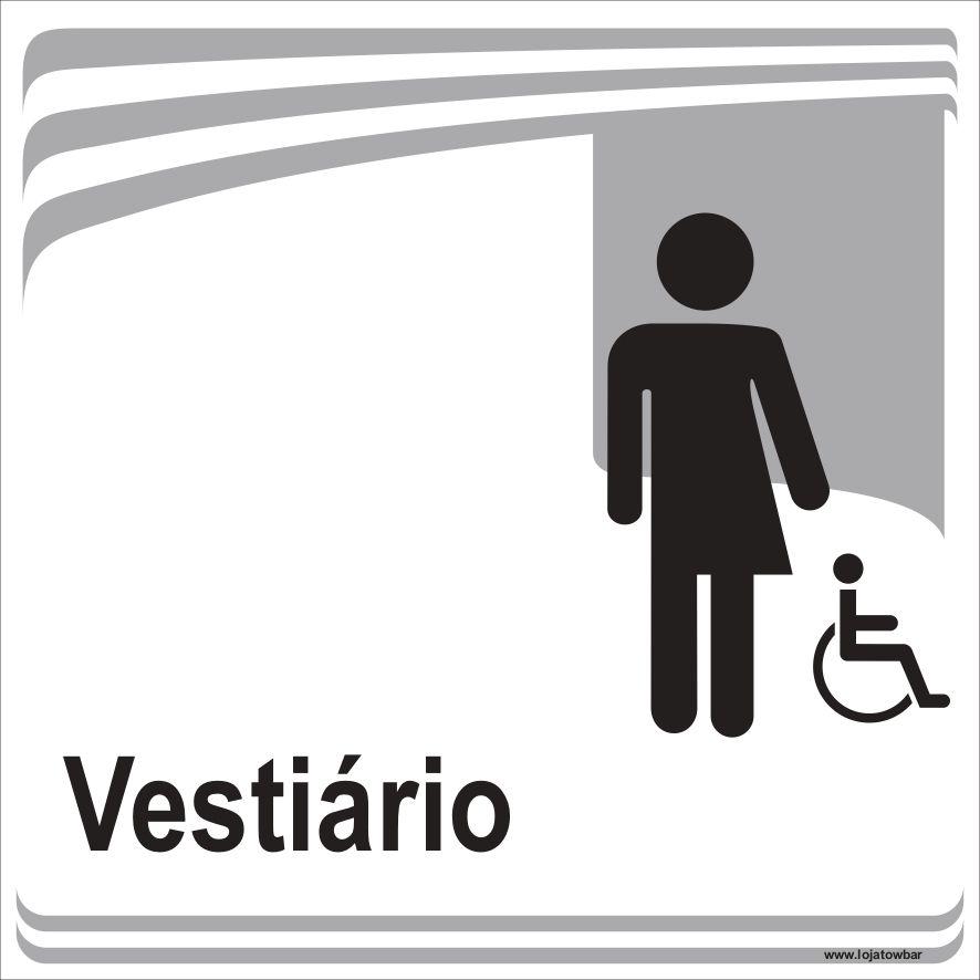 Vestiário todos os gêneros inclusivo  - Towbar Sinalização de Segurança