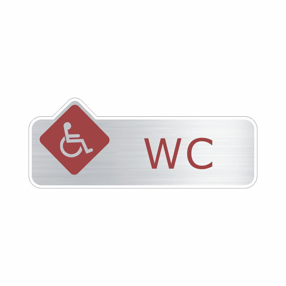 WC Acessível  - Towbar Sinalização de Segurança