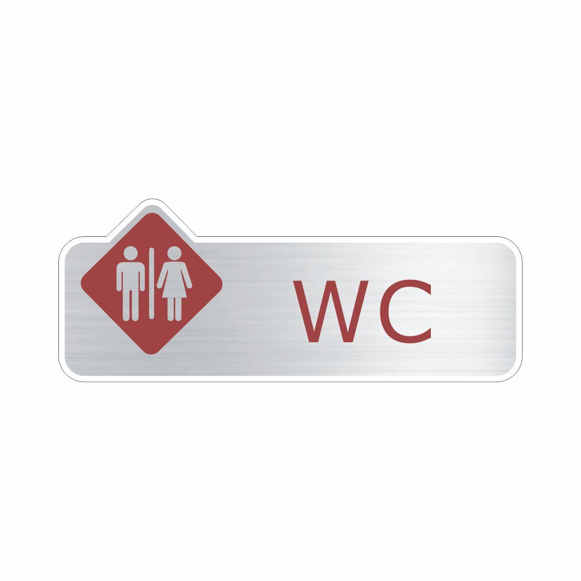 WC Unissex  - Towbar Sinalização de Segurança