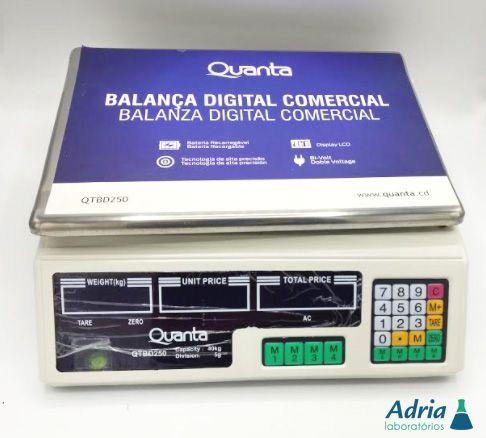 Balança Digital Quanta40kg LED