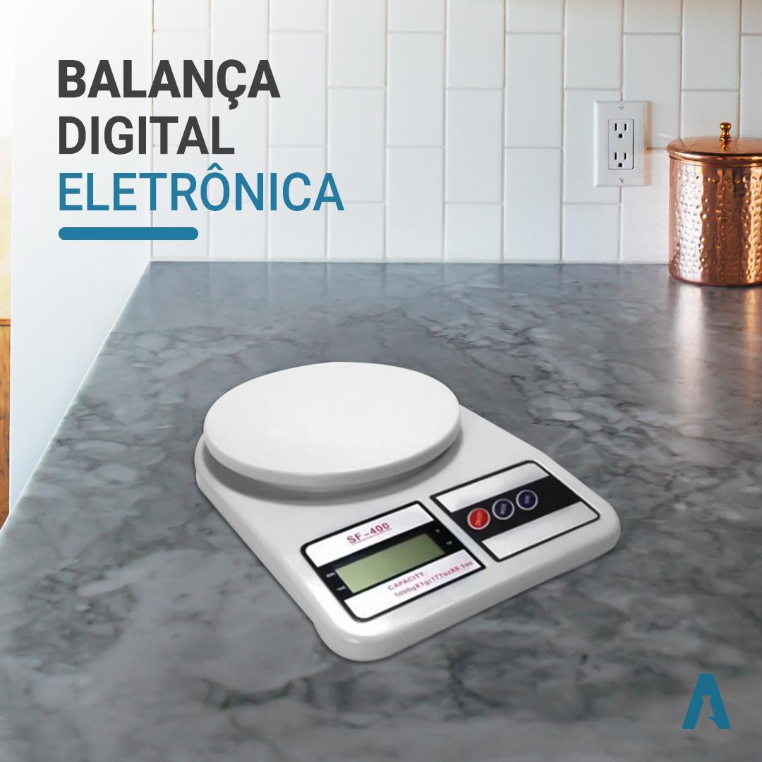 Balança Digital Eletrônica 1g a 10 kg