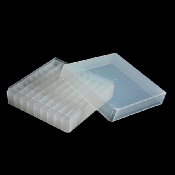 Caixa em PP para tubos p/100tbs de 1,5 a 2ml