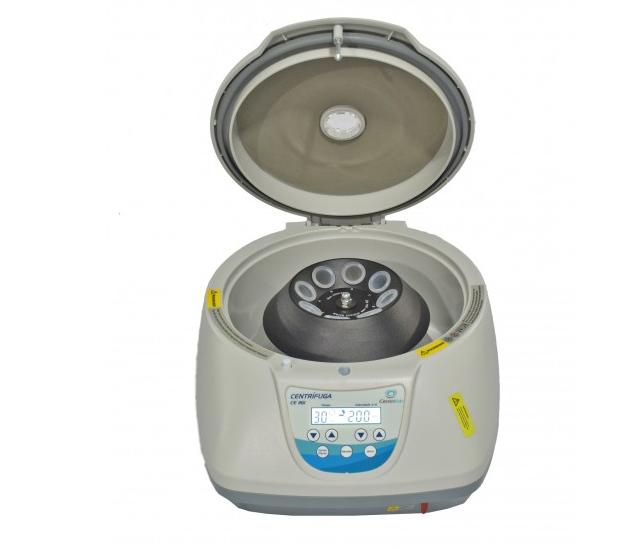 Centrífuga Digital Microprocessada para 8 Tubos de 15ml220W