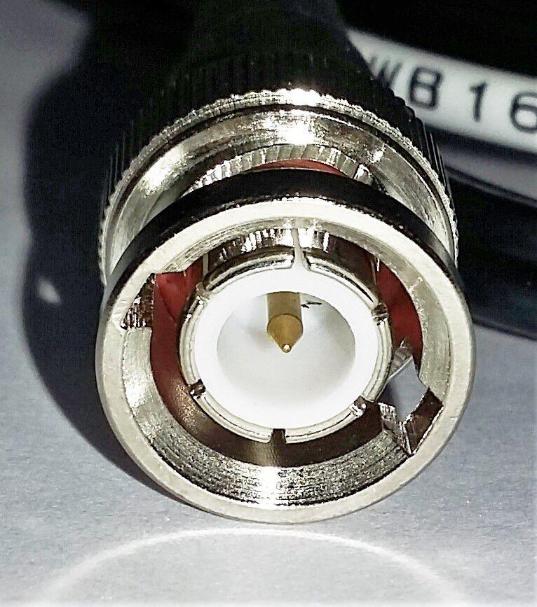 Eletrodo de vidro Blindado p/ Phmetro Conexão BNC