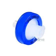 Filtro para Seringa Membrana Acetato de Celulose 0,45um/25mm Não Estéril - C/100 Unidades Filtrilo