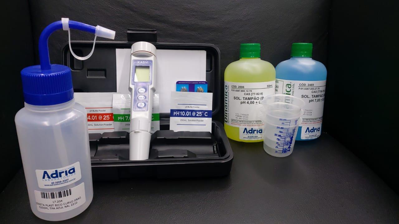 Kit phmetro completo