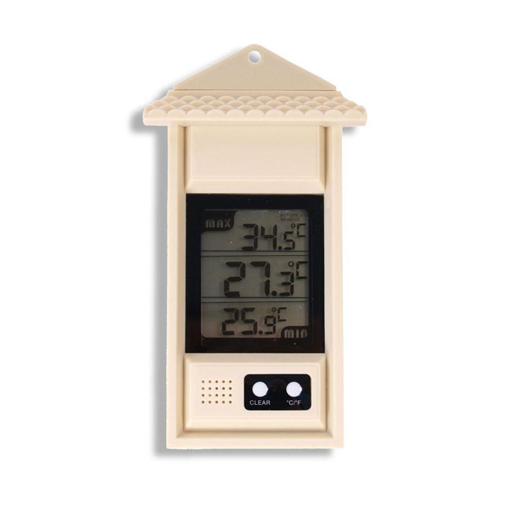 Termômetro Digital Max e Min TIPO CAPELA - REF 7426