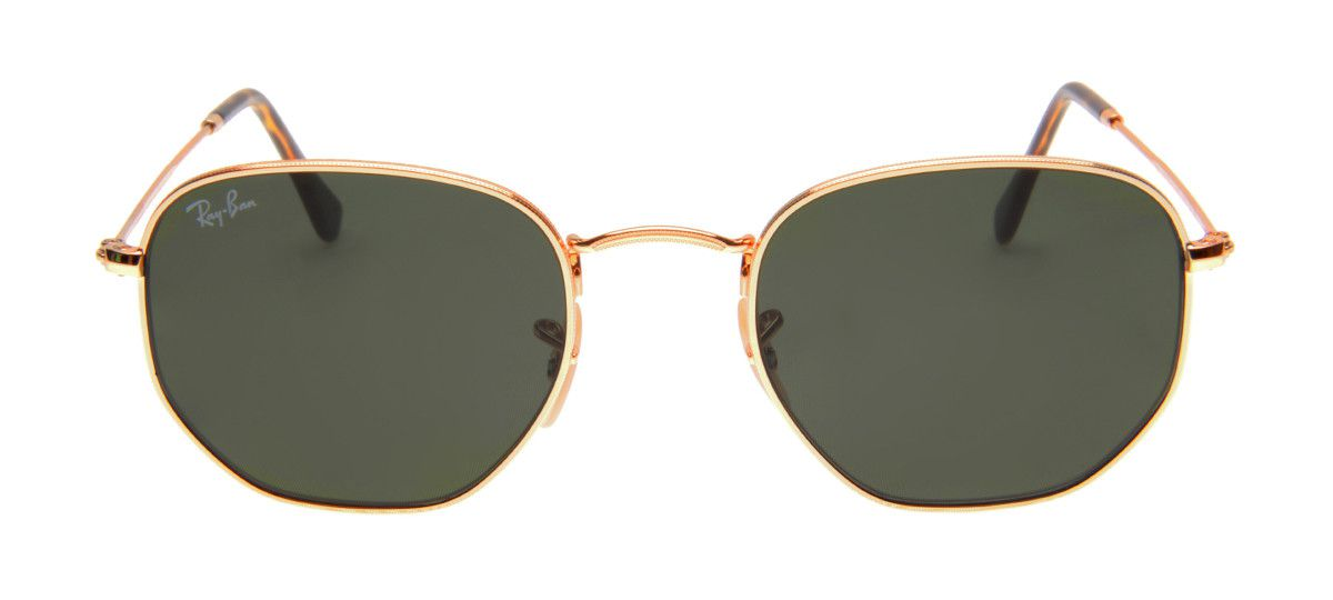 Óculos de Sol Ray-Ban Hexagonal RB3548N 001 54-21