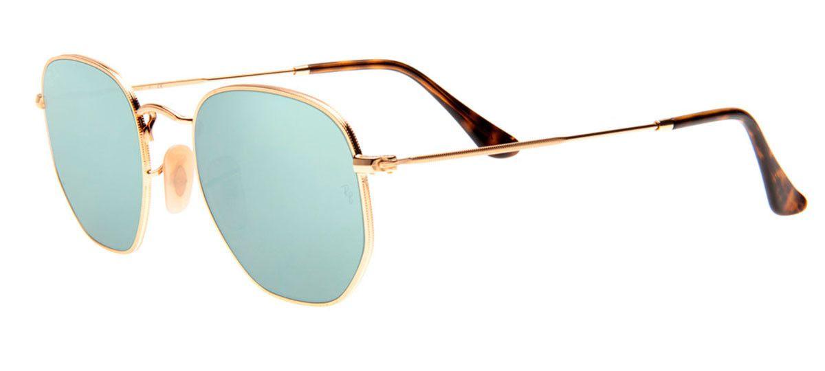Óculos de Sol Ray Ban Hexagonal