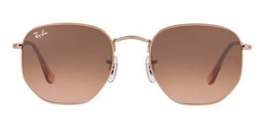 Ray-Ban Hexagonal RB3548NL 9069A5 54