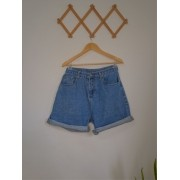 MOM JEANS SHORTS M/G