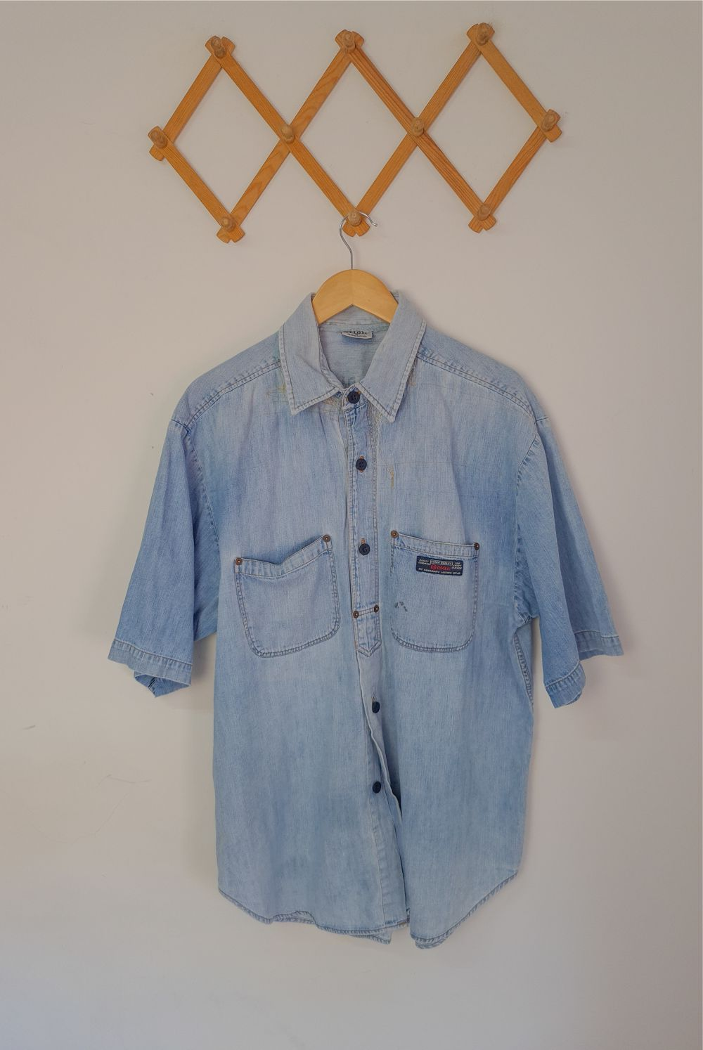 CAMISA JEANS G