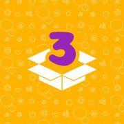 Mensalidade de Assinatura Trimestral | 3 Caixinhas por 3 meses