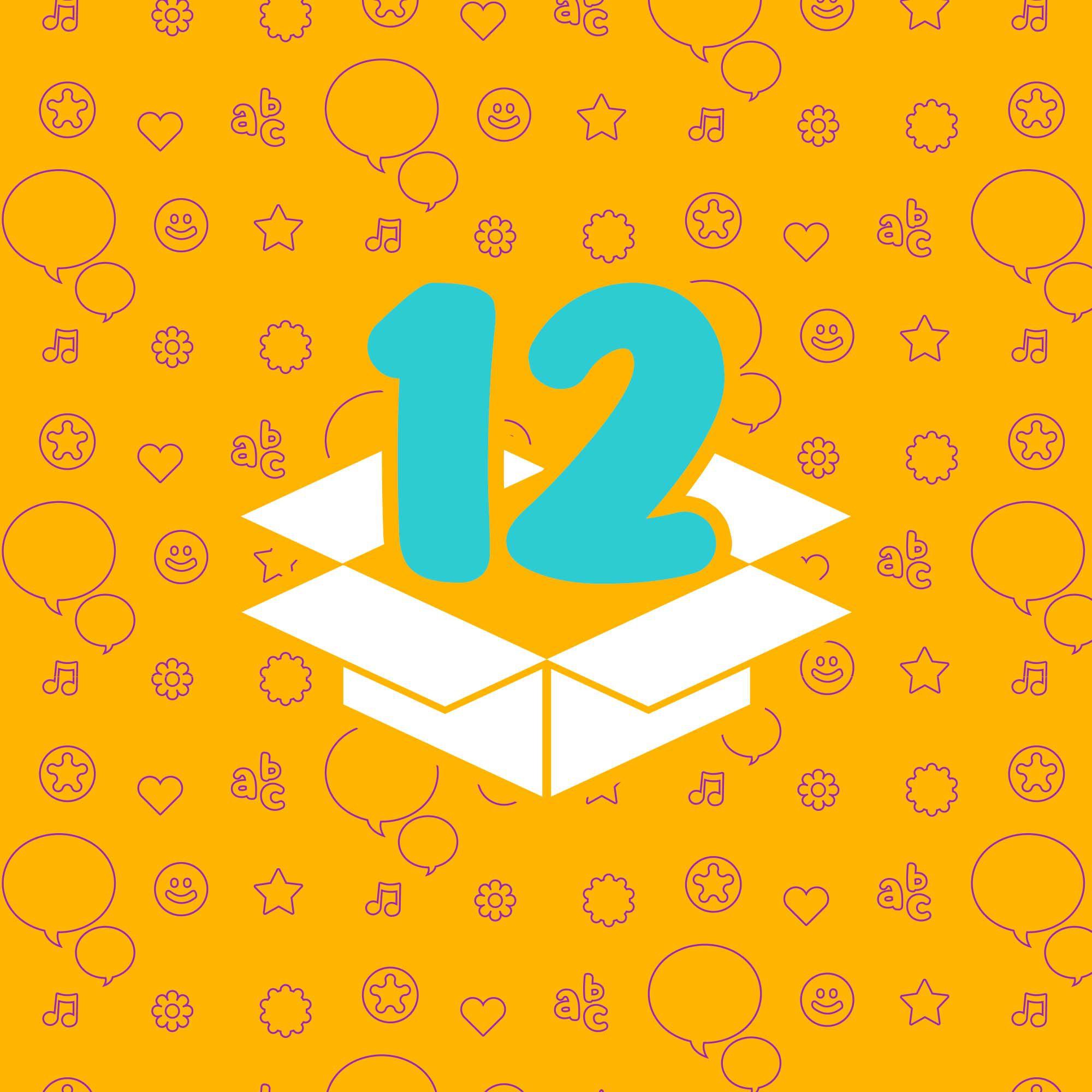 Mensalidade da Assinatura Anual | 12 Caixinhas por 12 meses