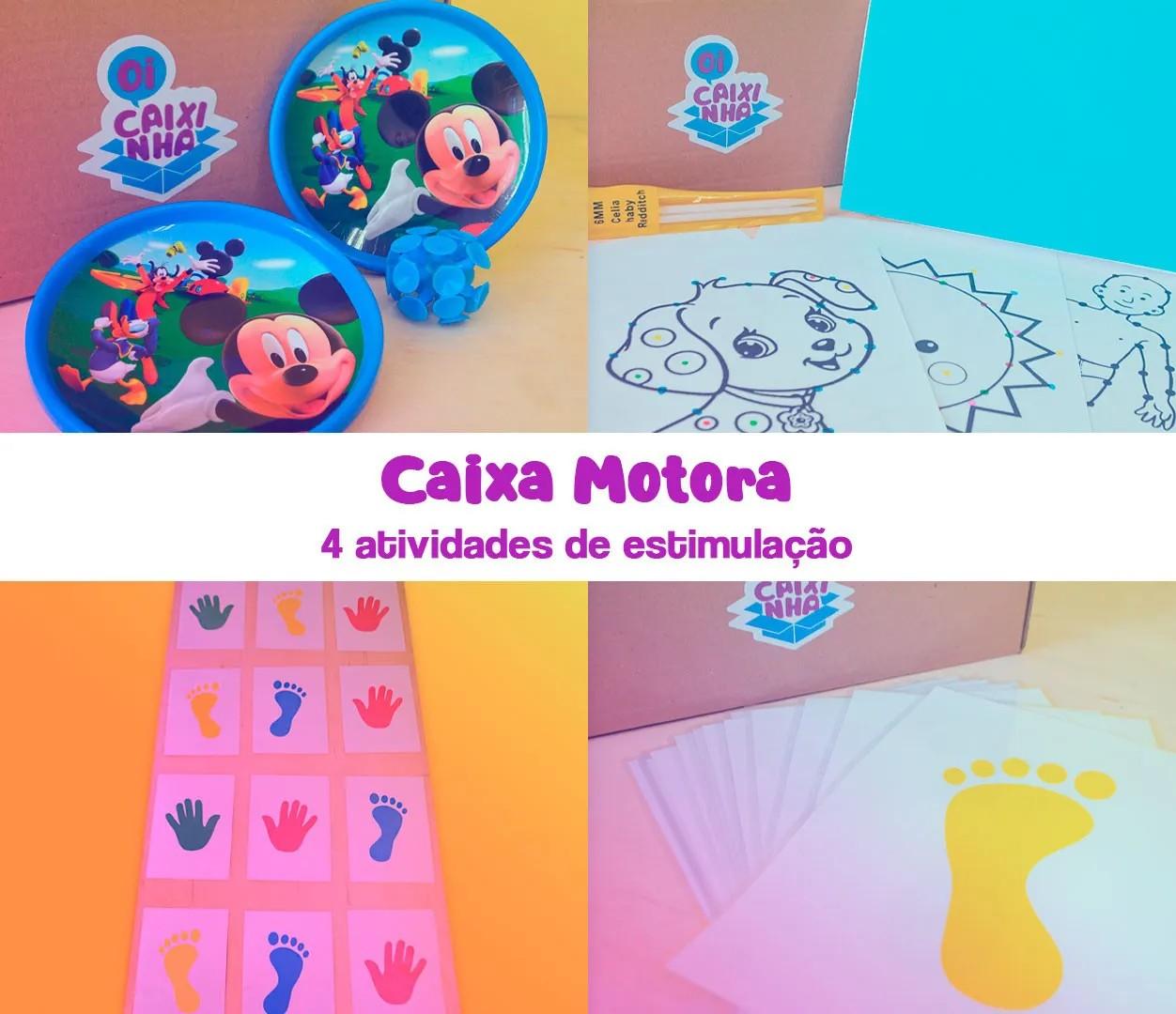 CAIXA MOTORA