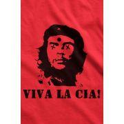 Camiseta - Anti-Che Guevara - Viva la CIA!