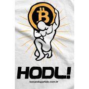 Camiseta - Atlas Bitcoin HODL