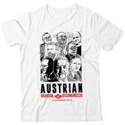 Camiseta  - Austrian School - Personalidades