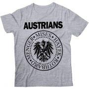 Camiseta - Austrians (Escola Austríaca)