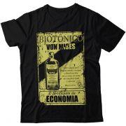 Camiseta - Biotônico Von Mises