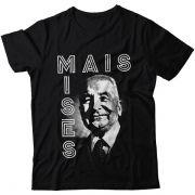 Camiseta - Mais Mises