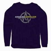Camiseta Manga Longa - Anarchocapitalism