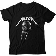 Camiseta - Milton Friedman (Metal)