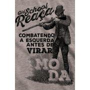 Camiseta - Oldschool Reaça