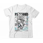 Camiseta  - Playgod - Justiça Brasileira