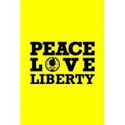 Camiseta -   SFLBR - Peace Love Liberty