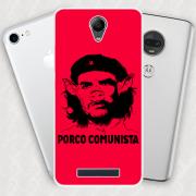 Case - Anti-Che Guevara - Porco Comunista
