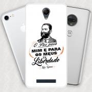 Case - Luís Gama - Pão é a Liberdade