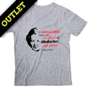 OUTLET - Camiseta Margaret Thatcher - Socialismo