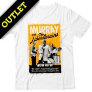 OUTLET - Camiseta Murray And The Libertarians