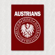 Placa - Austrians (Escola Austríaca)
