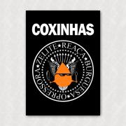 Placa - Coxinhas