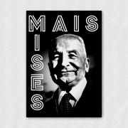 Placa - Mais Mises 2