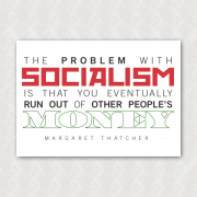 Placa - The Problem with Socialism