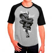 Raglan - Dont Tread On Me - Fuzil