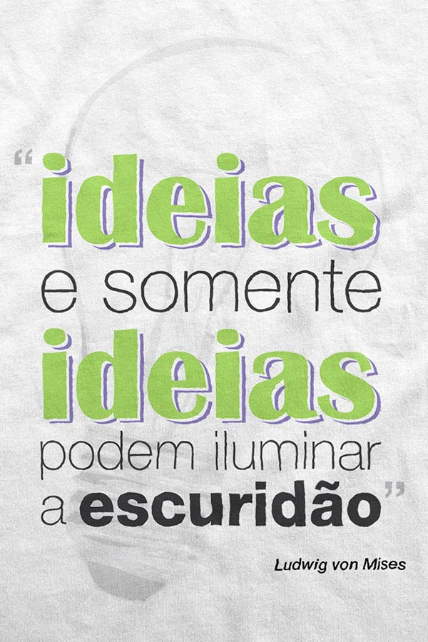 Camiseta - Ideias