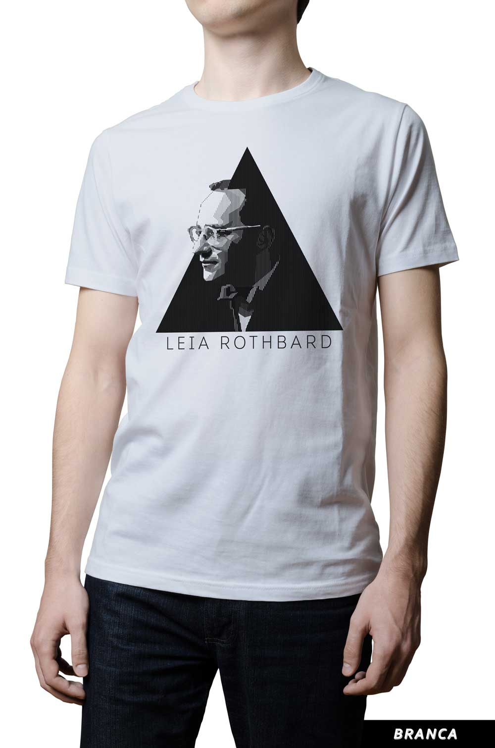 Camiseta - Leia Rothbard