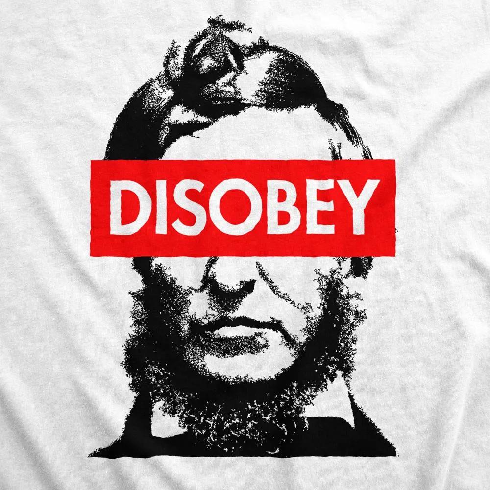 Camiseta Manga Longa - Thoreau - Disobey