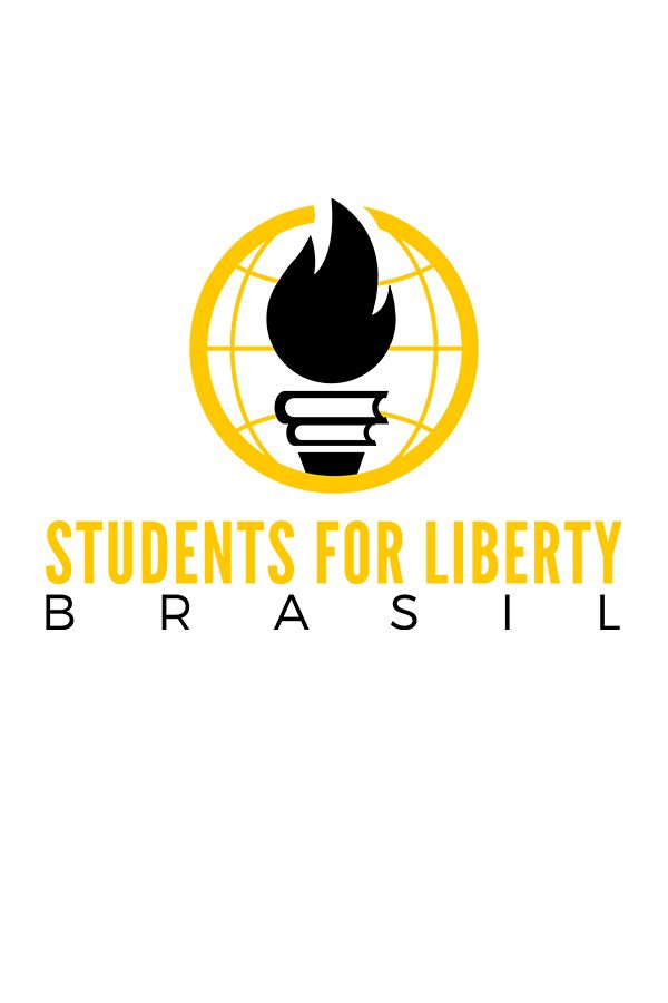 Camiseta SFLBR - Students For Liberty Brasil - Preta