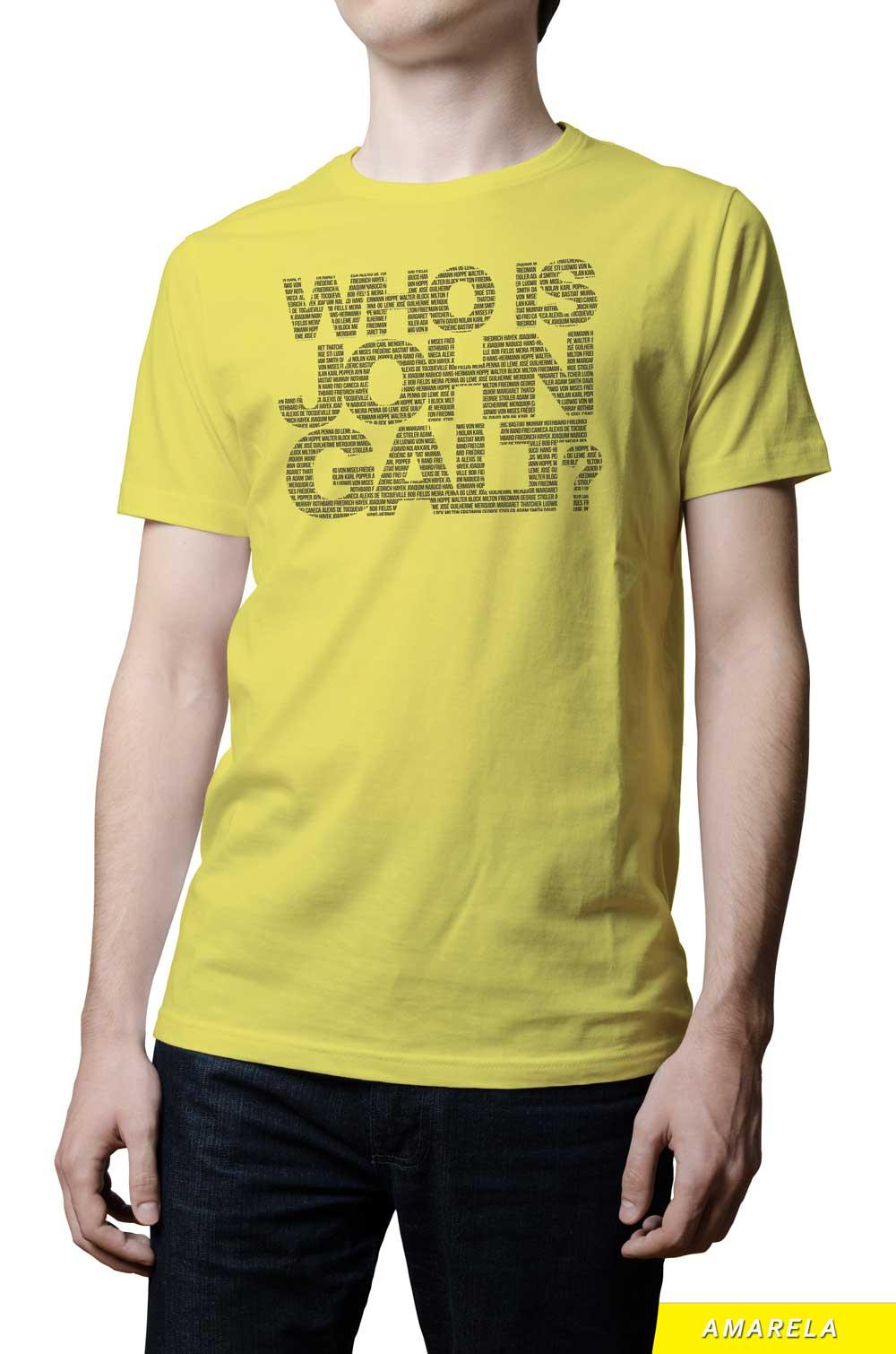 Camiseta - Who is John Galt